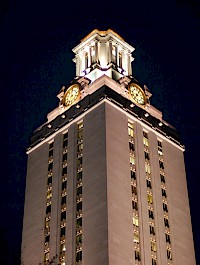 Main Building of The University of Texas at Austin