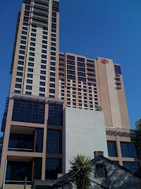 Austin Hilton Convention Center Hotel