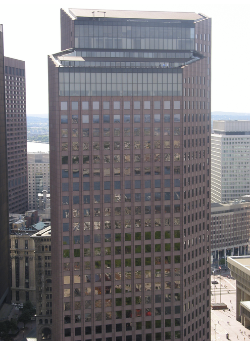60 State Street Boston Skyscraper