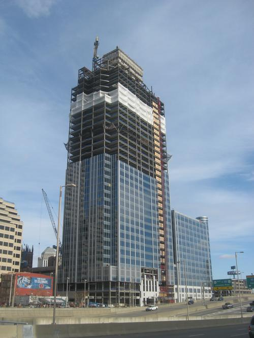 Great american insurance building at queen city square for House under construction insurance