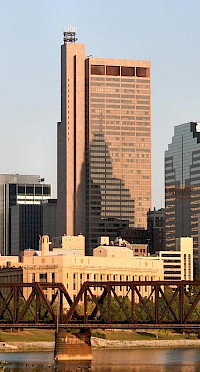 Rhodes State Office Tower