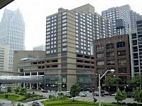 Courtyard by Marriott - Downtown Detroit