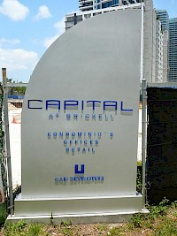 The Capital at Brickell Tower Complex