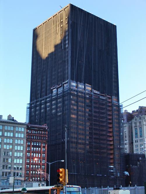 Deutsche Bank Building New York City Skyscraper