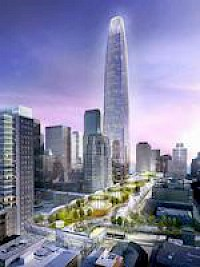 San Francisco Transbay Supertalls