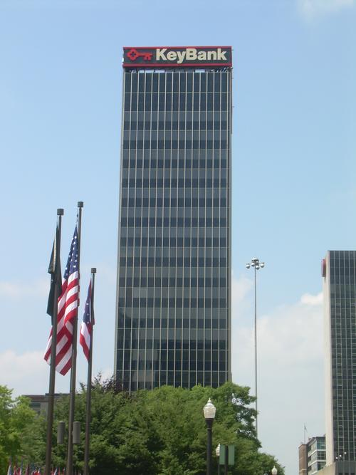 Key Bank Building Columbus Skyscraper