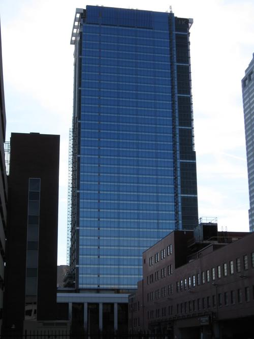 City Of Colorado Springs >> One Indiana Square, Indianapolis Skyscraper