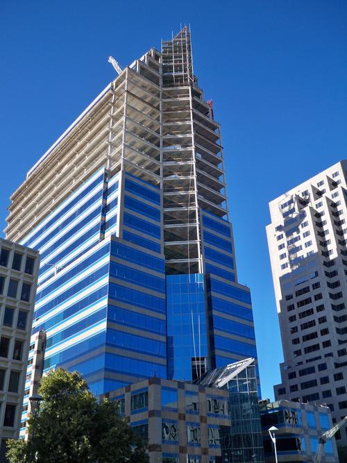 Fort Wayne Mall >> Bank of the West Tower, Sacramento Skyscraper