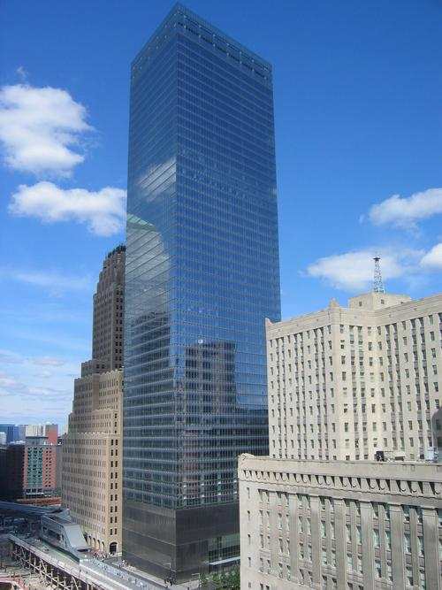 7 World Trade Center, New York City Skyscraper