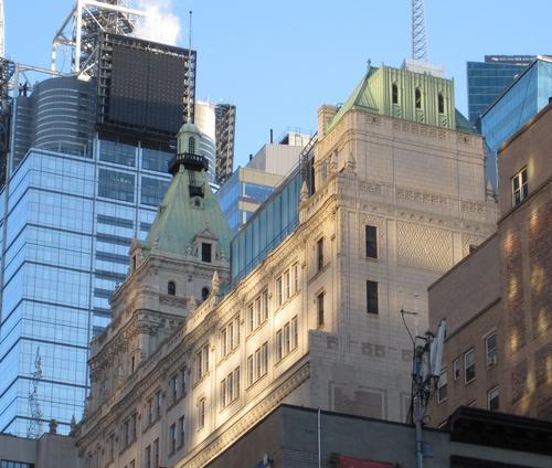 The Times Square Building New York City Skyscraper